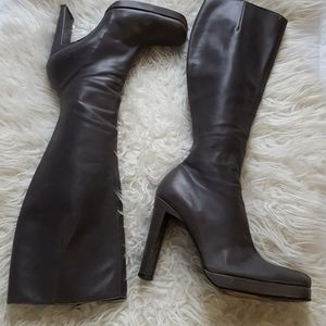 David Ackerman Paris boots